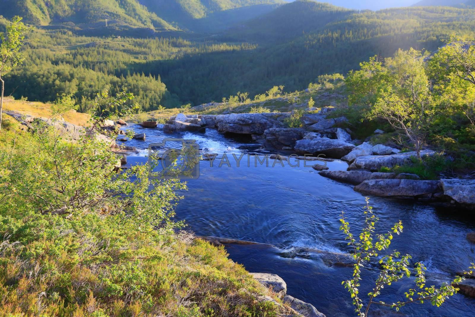 Tur til Tosholvatnet Brønnøy