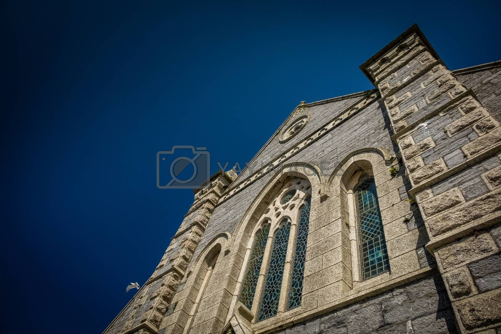 Newquay Methodist Church in Newquay, Cornwall, UK