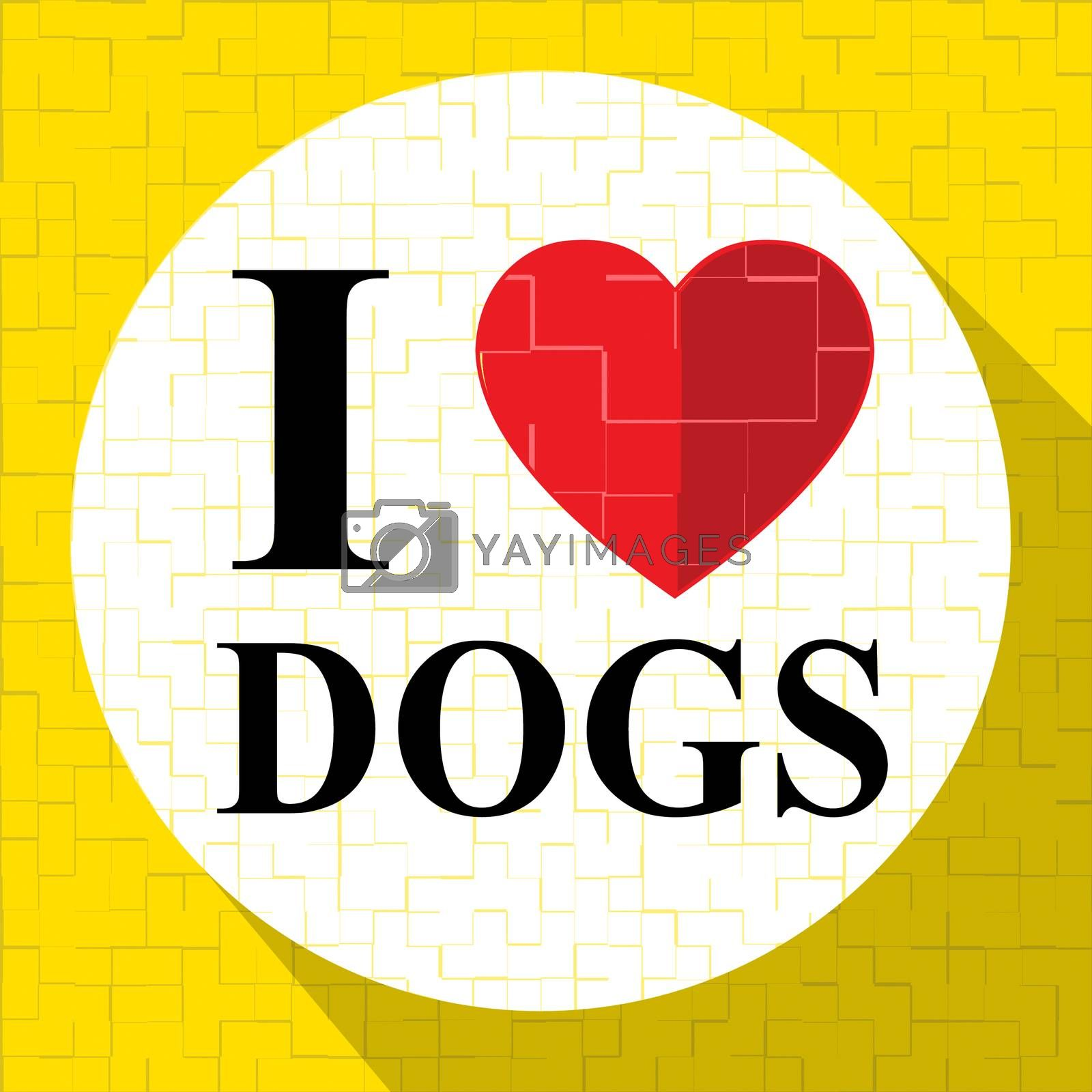 Love Dogs Showing Pets Domestic And Puppy