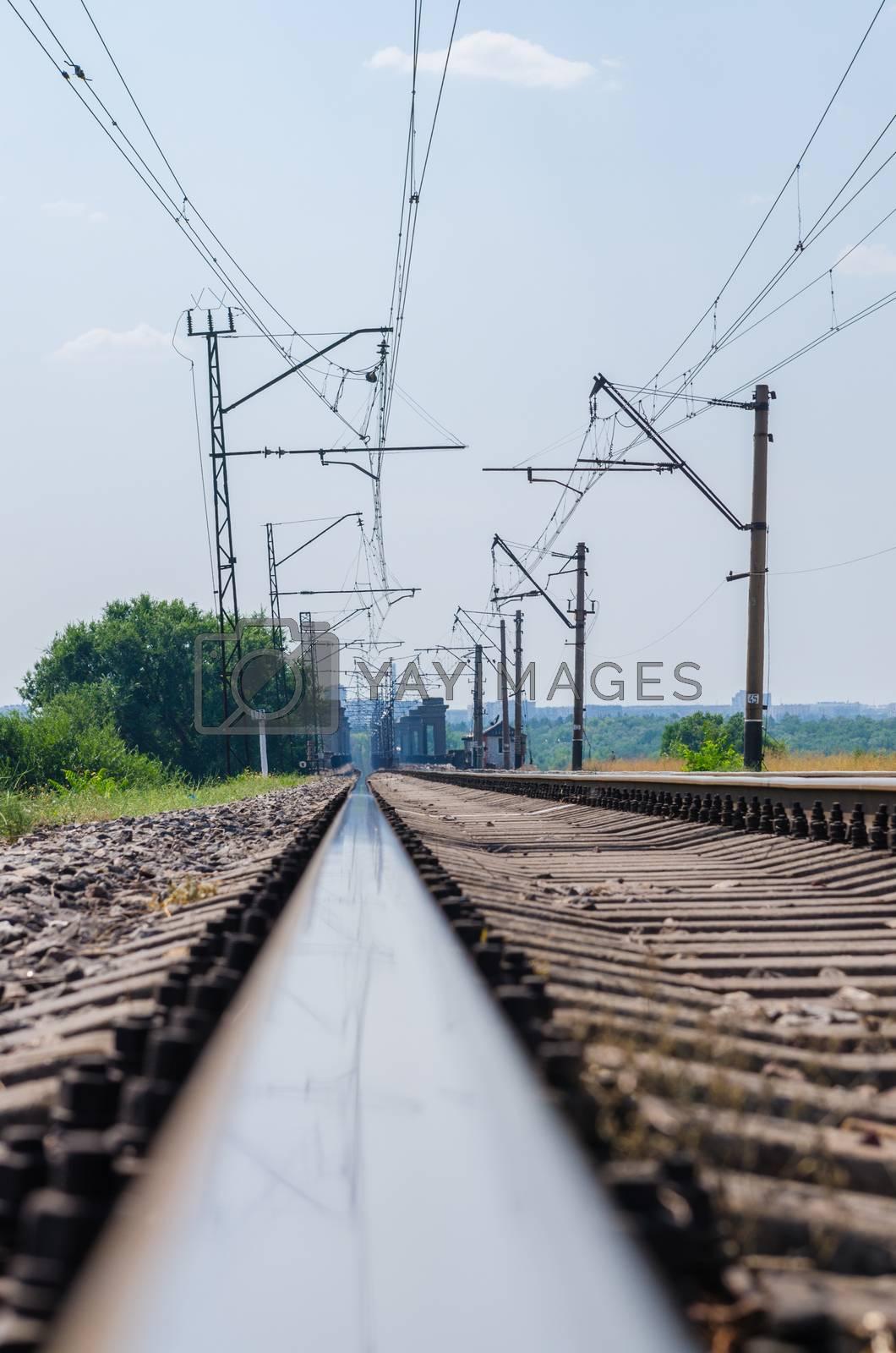 railroad by Andreua