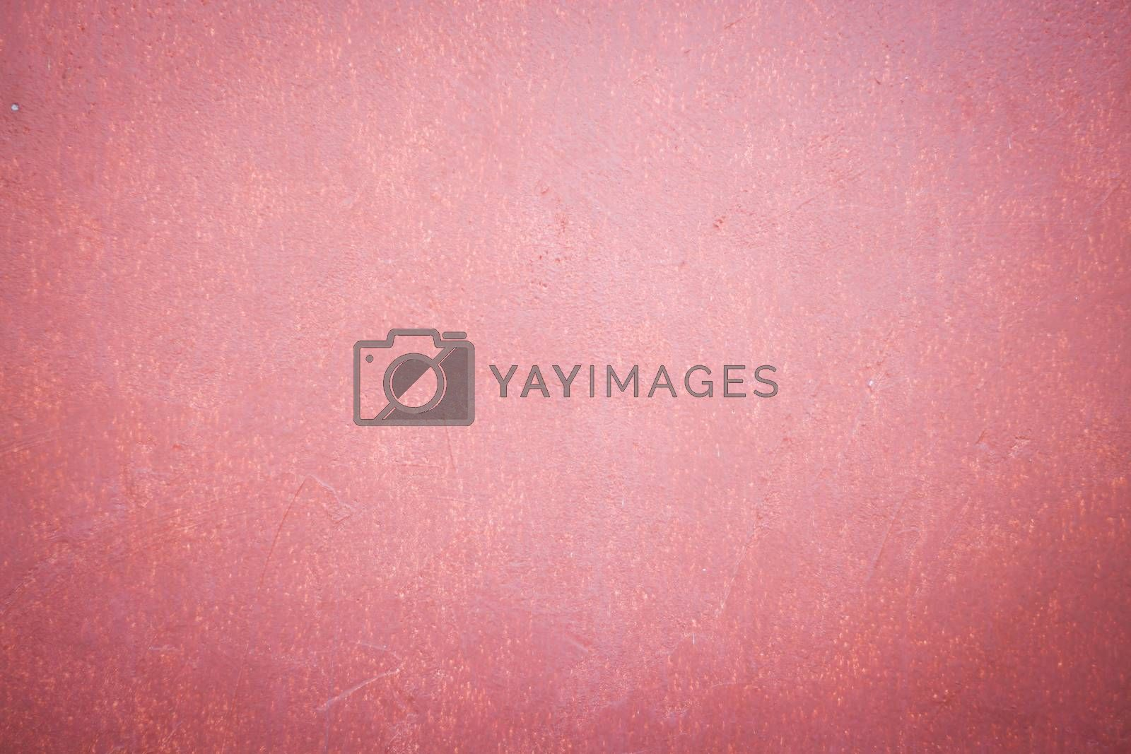 Royalty free image of Concrete wall background with red by punsayaporn