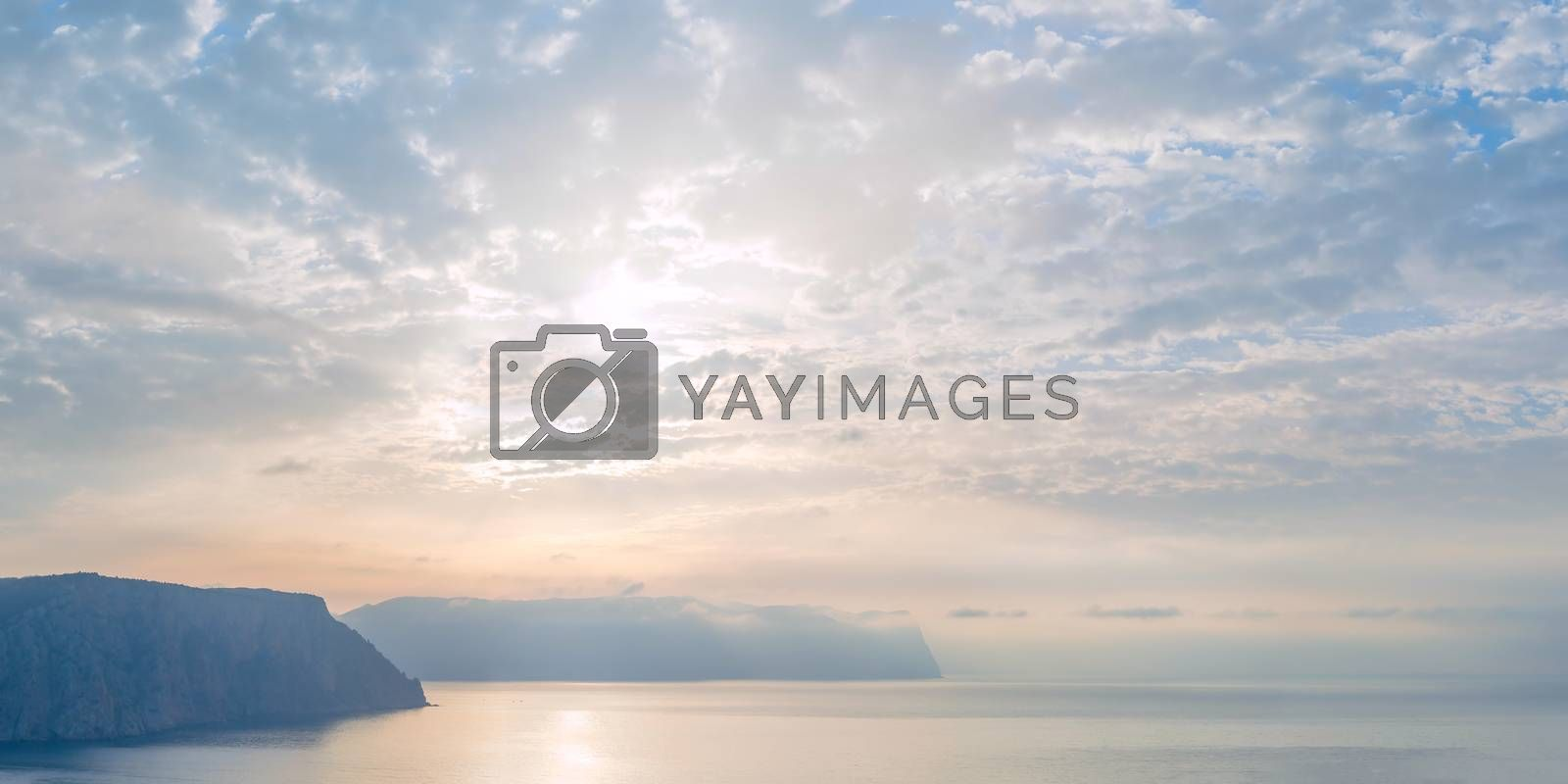 Royalty free image of Shore of the island by firewings