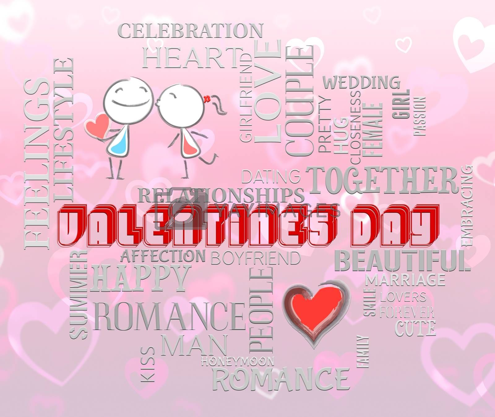 Valentines Day Meaning Romance Love And Affection