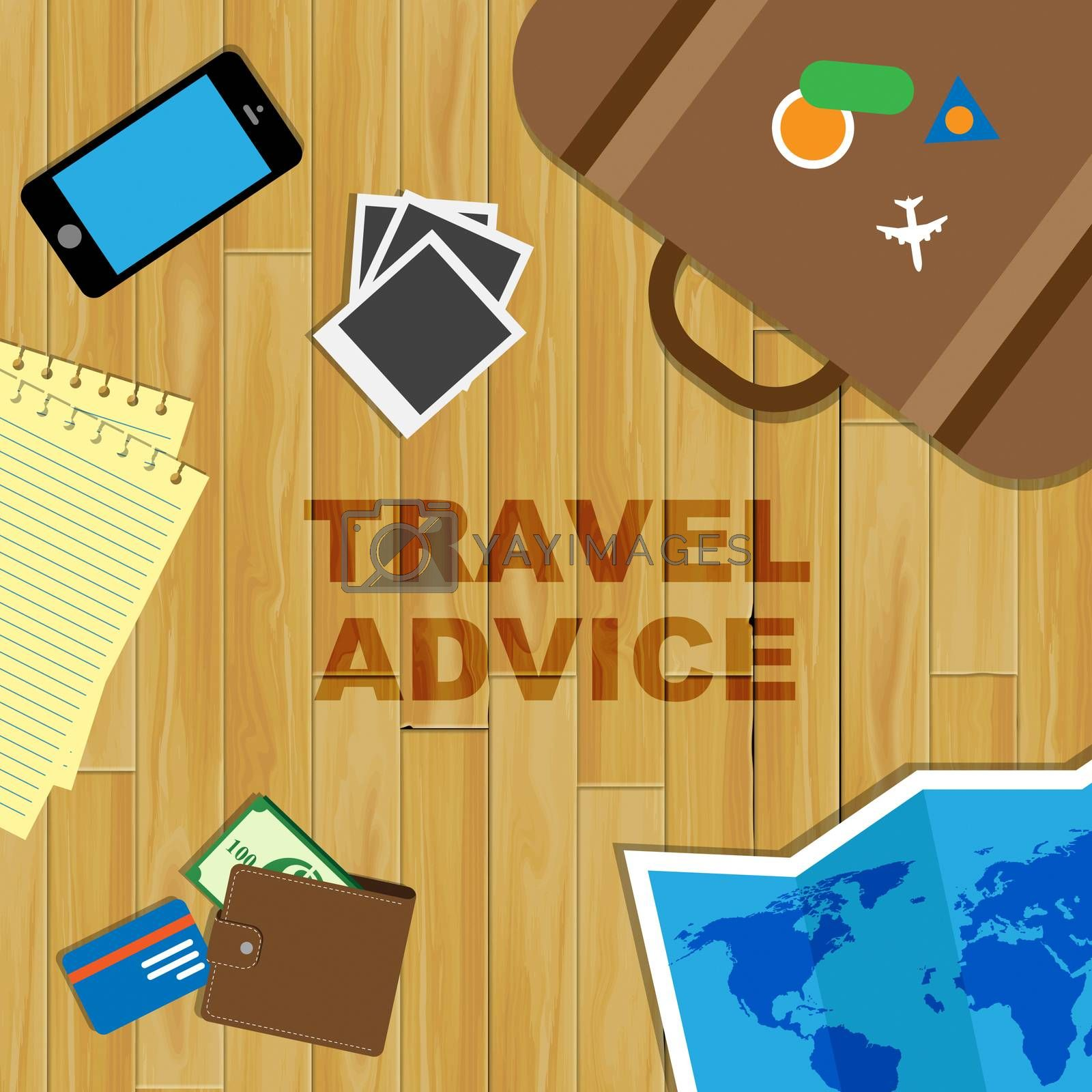 Travel Advice Representing Trips And Travels Guidance