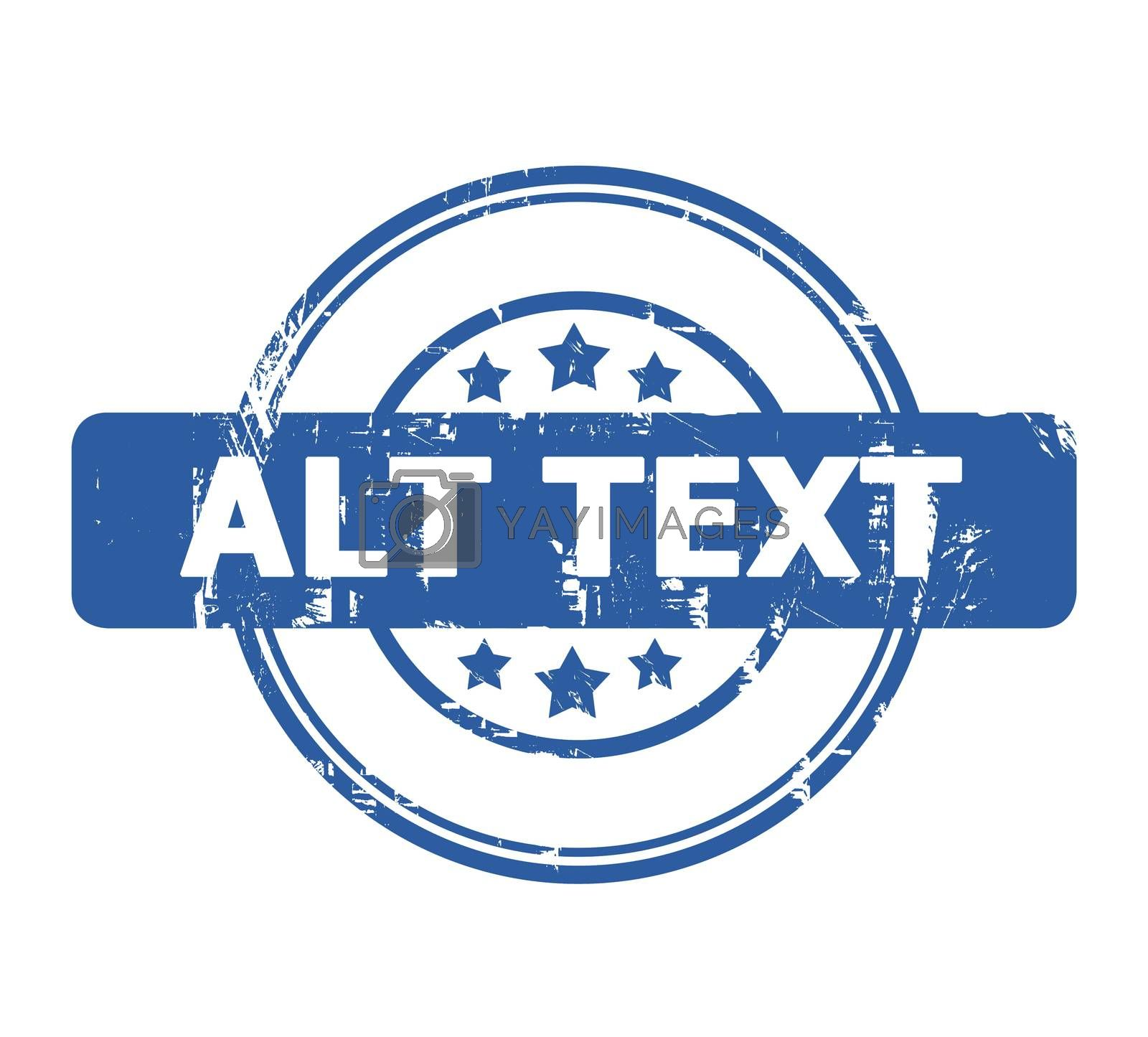 Royalty free image of Alt Text by speedfighter