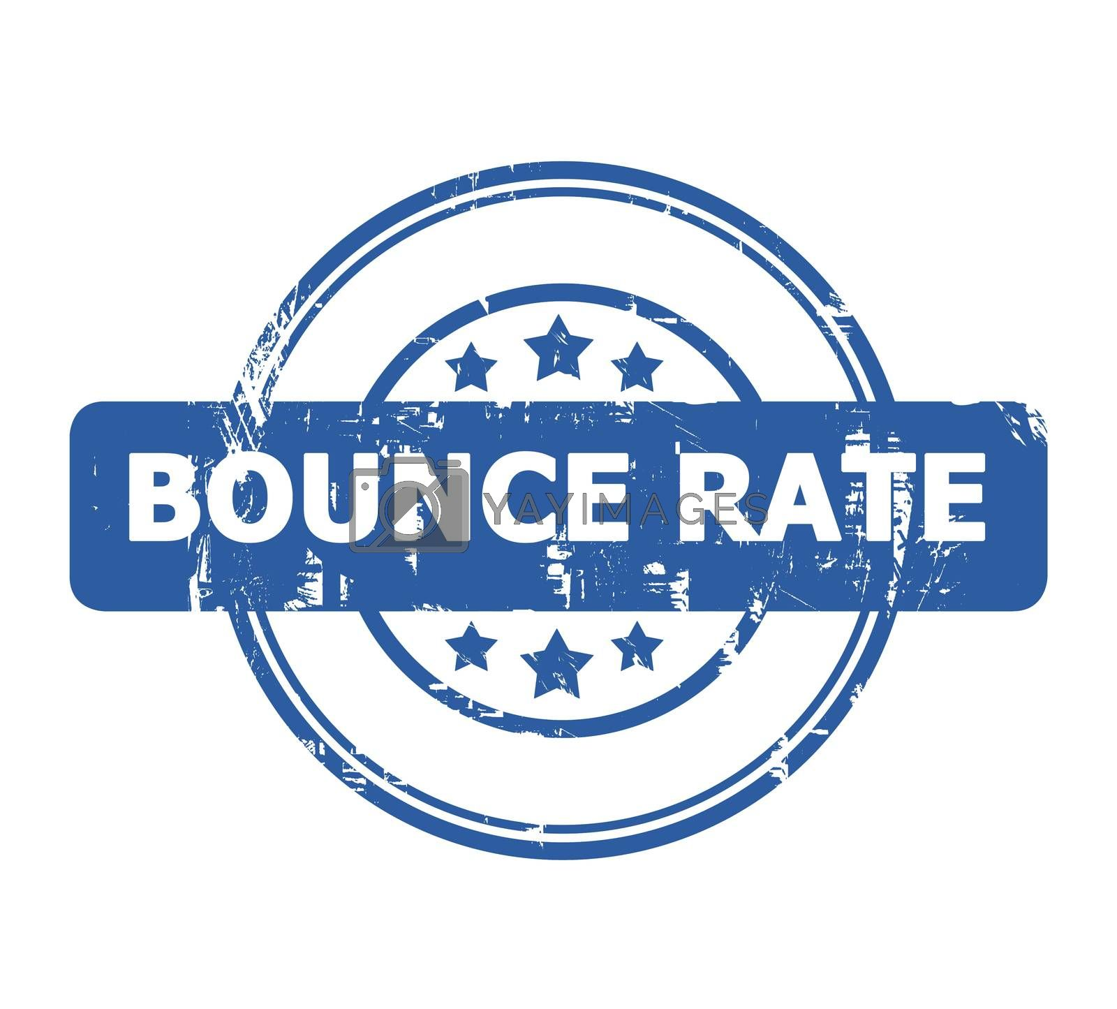 Royalty free image of Bounce Rate by speedfighter