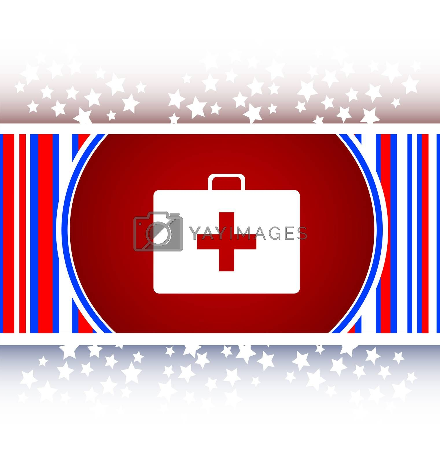 Doctor Bag Health Medical Icon