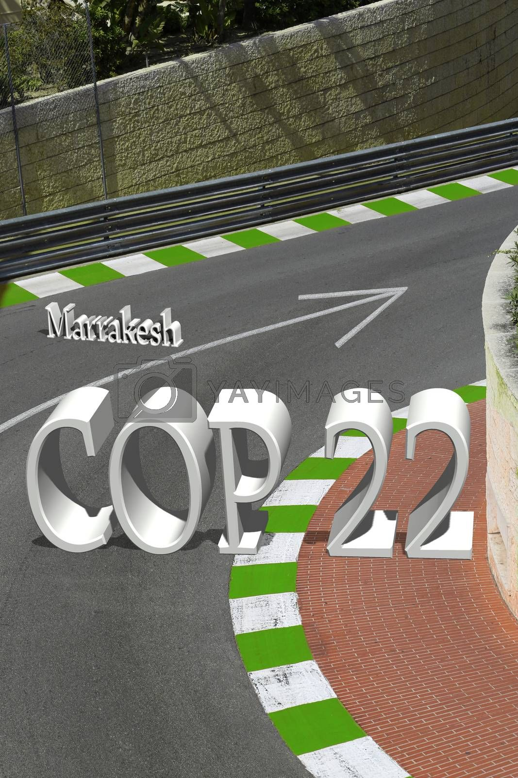 COP 22 in Marrakesh, Morocco with Road To Change