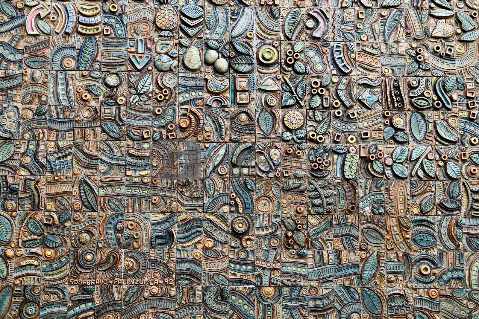 Artwork at Havana for background