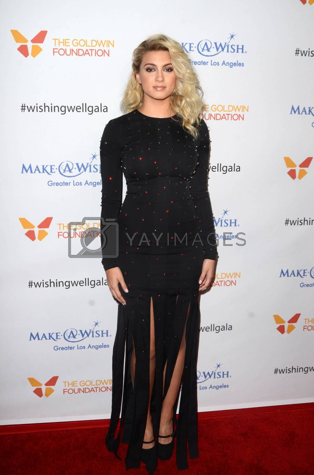 Royalty free image of Tori Kelly at the 4th Annual Wishing Well Winter Gala presented by Make-A-Wish Greater Los Angeles, Hollywood Palladium, Hollywood, CA 12-07-16/ImageCollect by ImageCollect