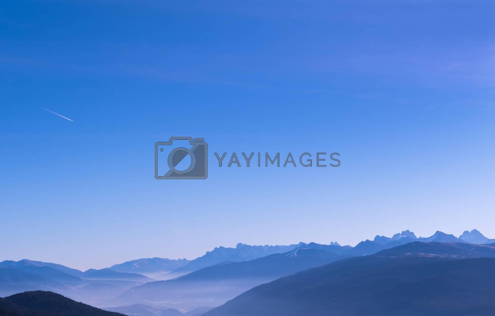 mountain by gufoto