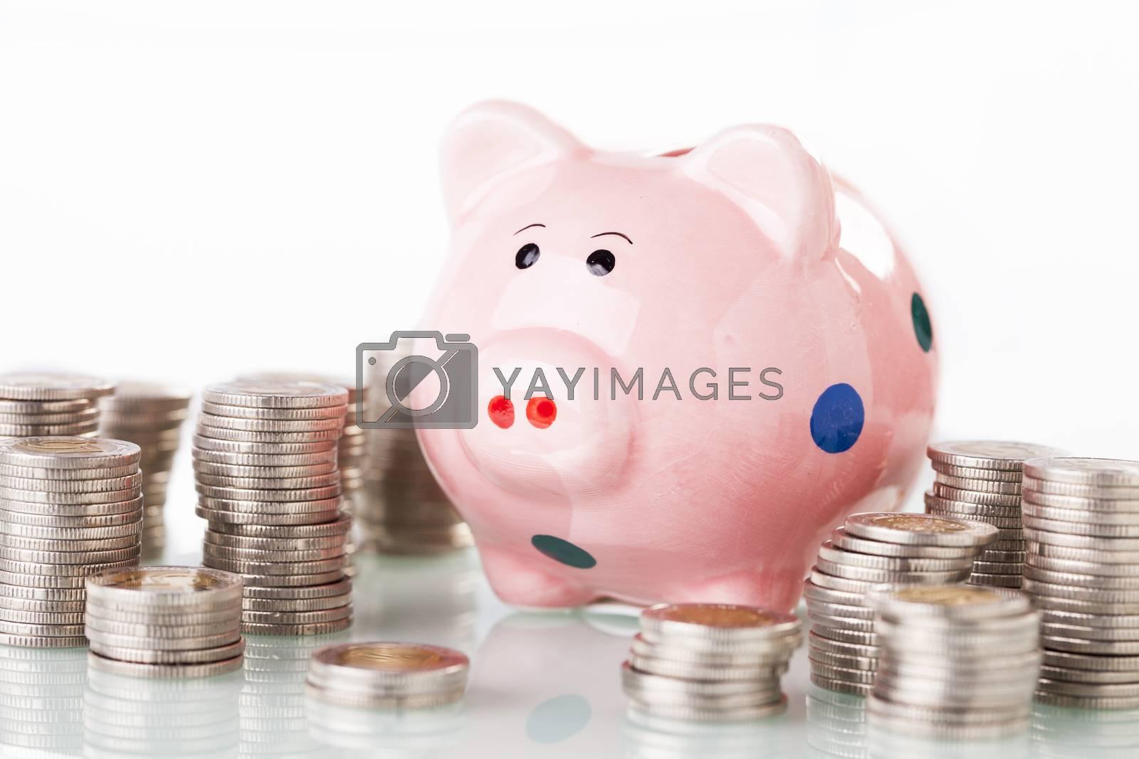 Savings and earnings by fikmik