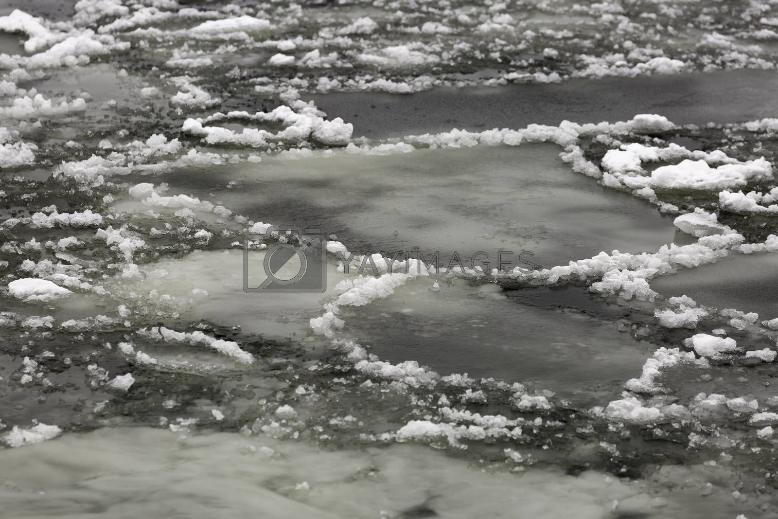 Ice Close Up by Emmoth