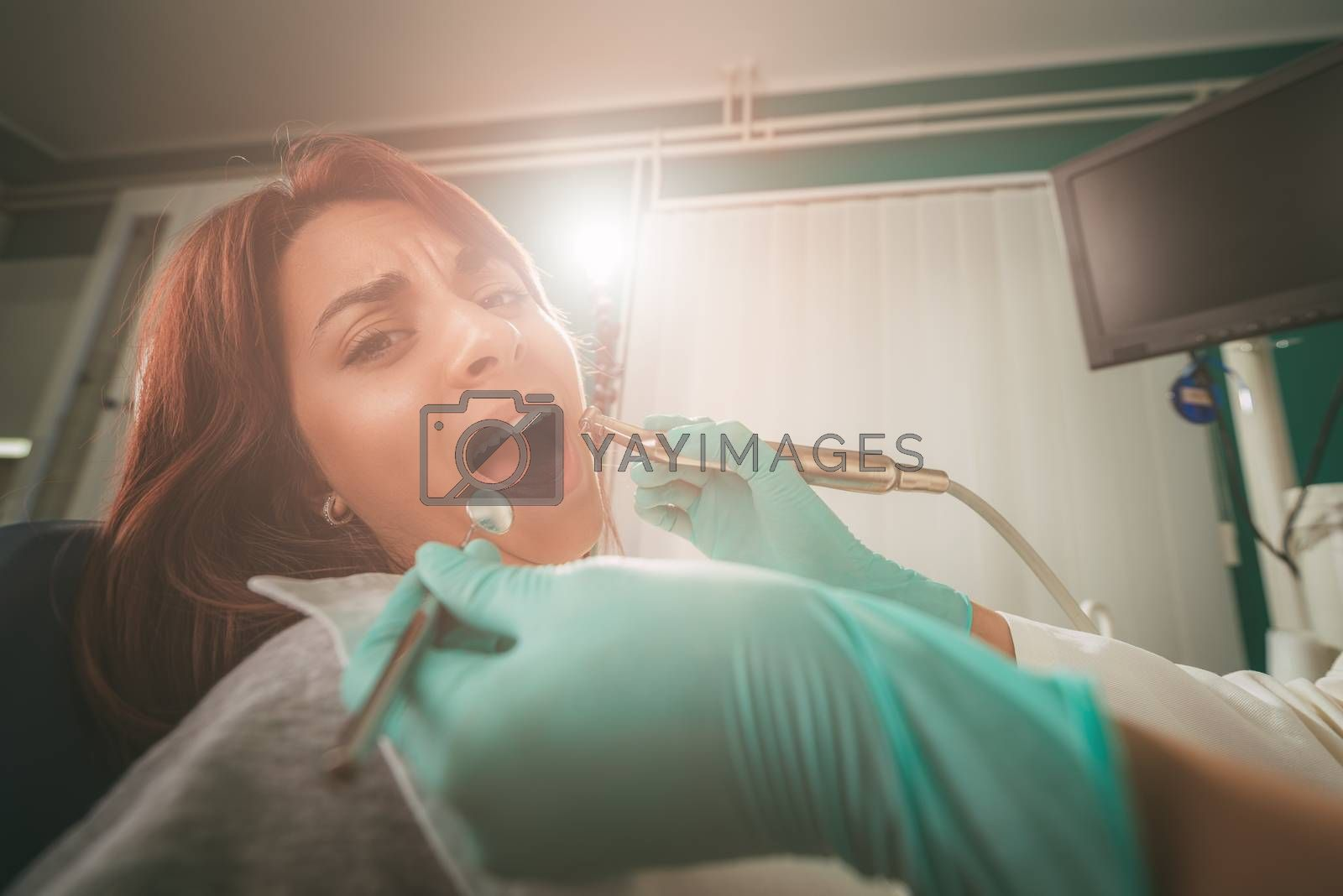 At The Dentist by MilanMarkovic78