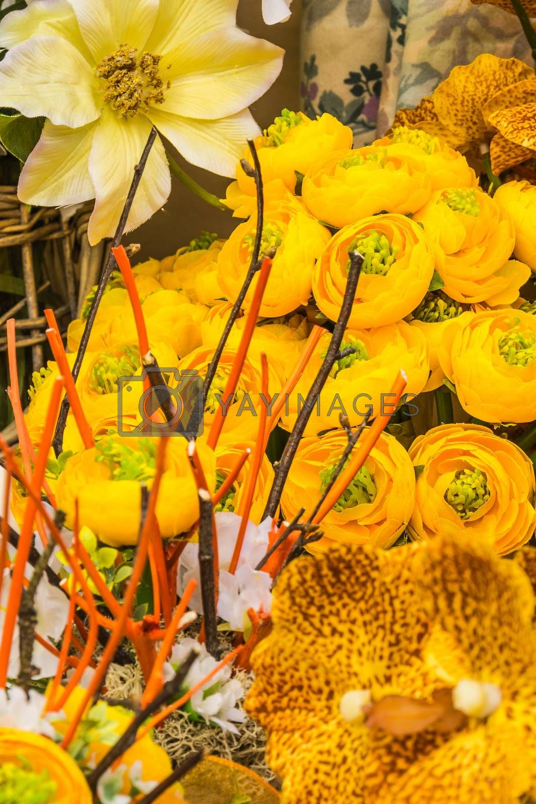 Beautiful floral decorations by FotoStraka