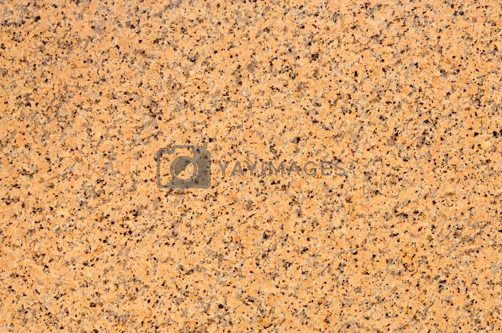 Seamless polished granite textured background