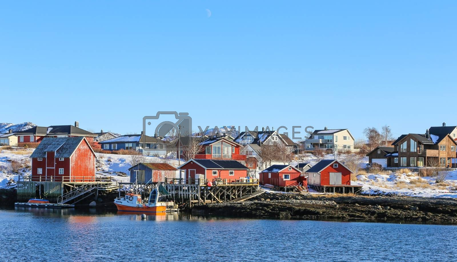 Fiskerens hus by post@bronn.no