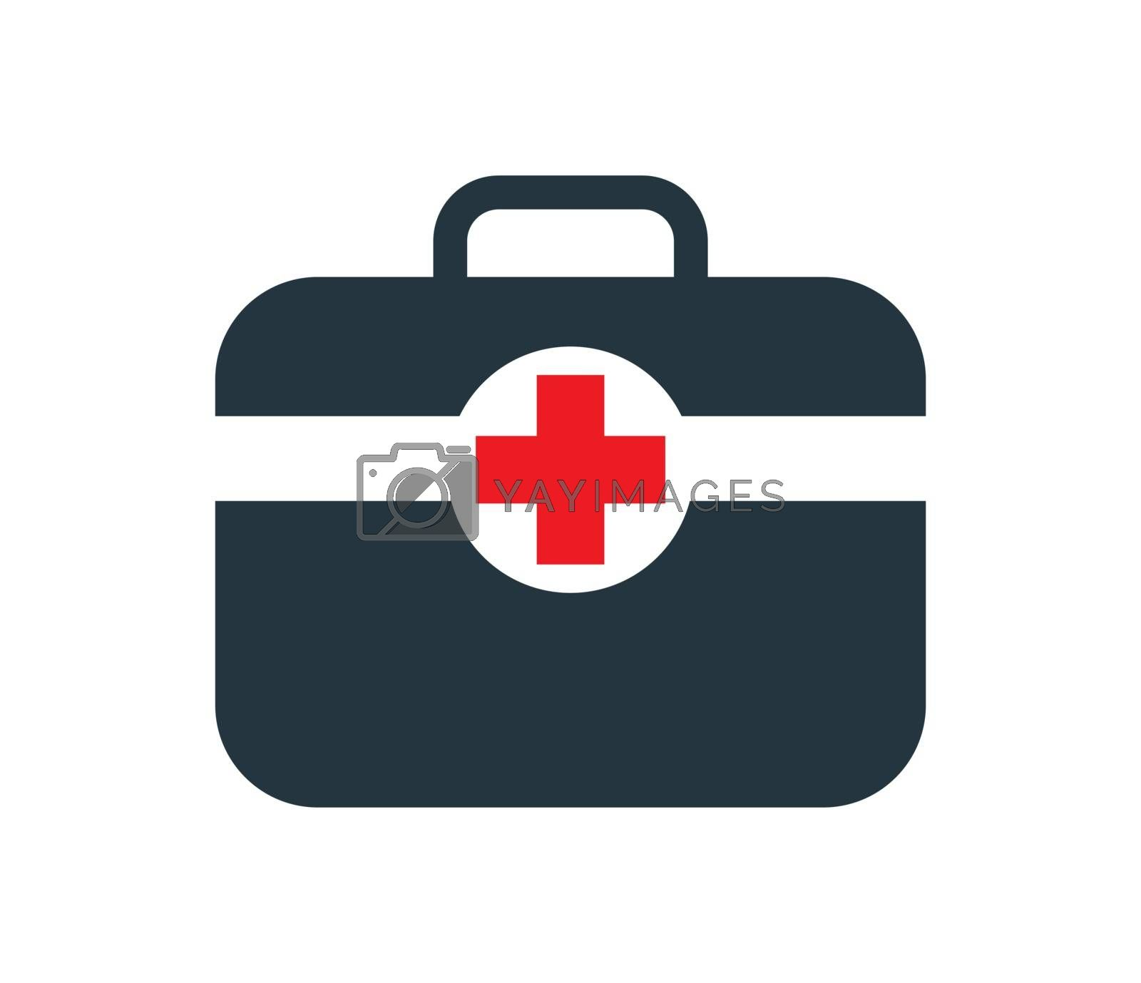 Doctor's Bag Icon Design