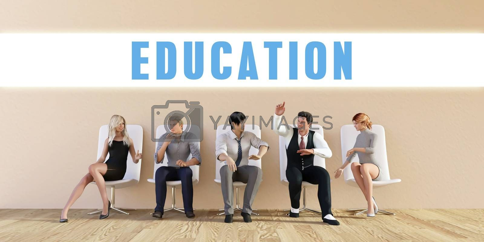 Business Education by kentoh