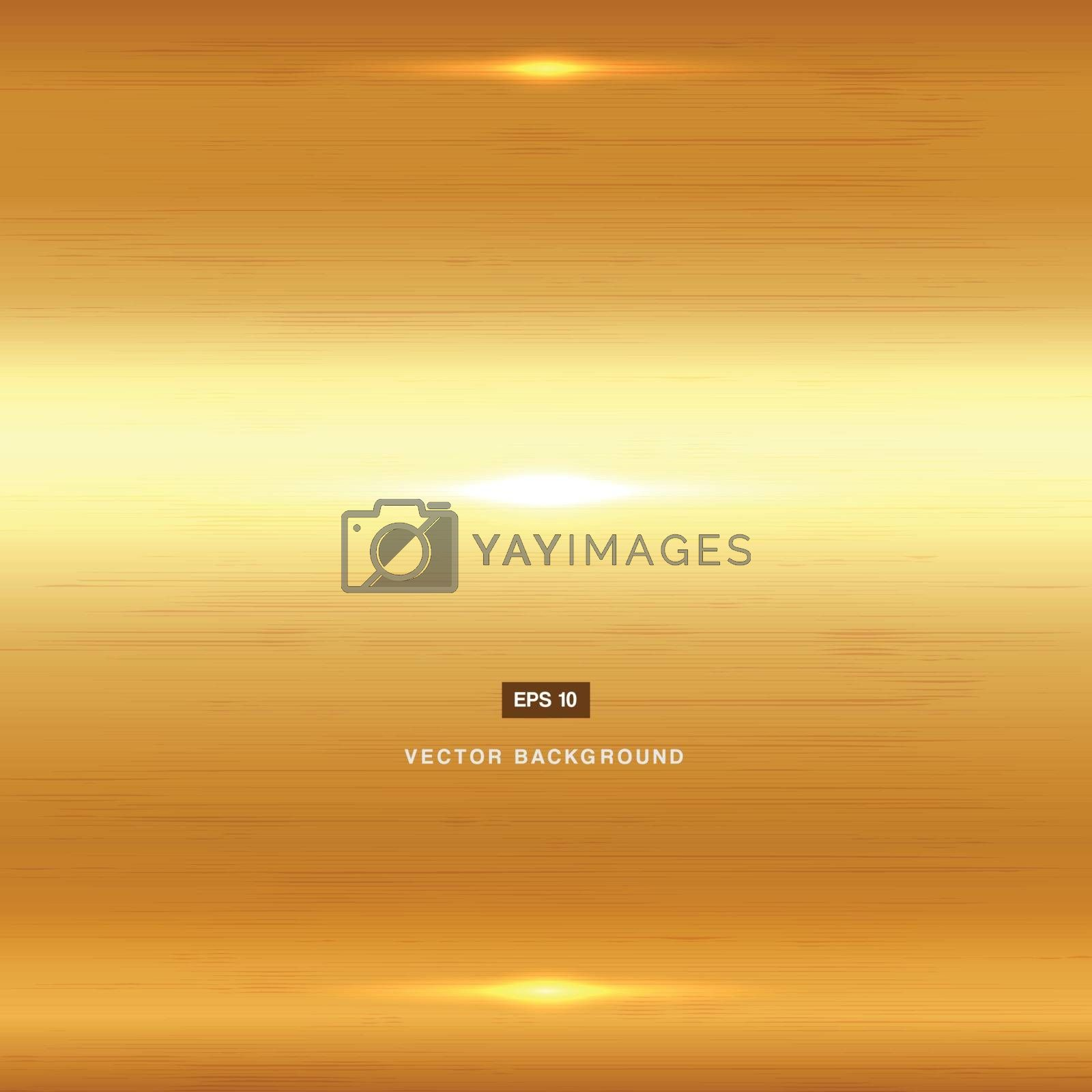 Gold Luxury Background and Texture vector