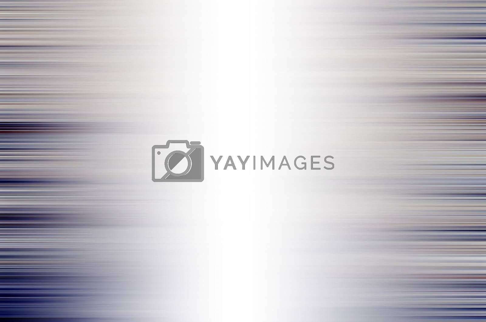 Abstract background horizon motion blur