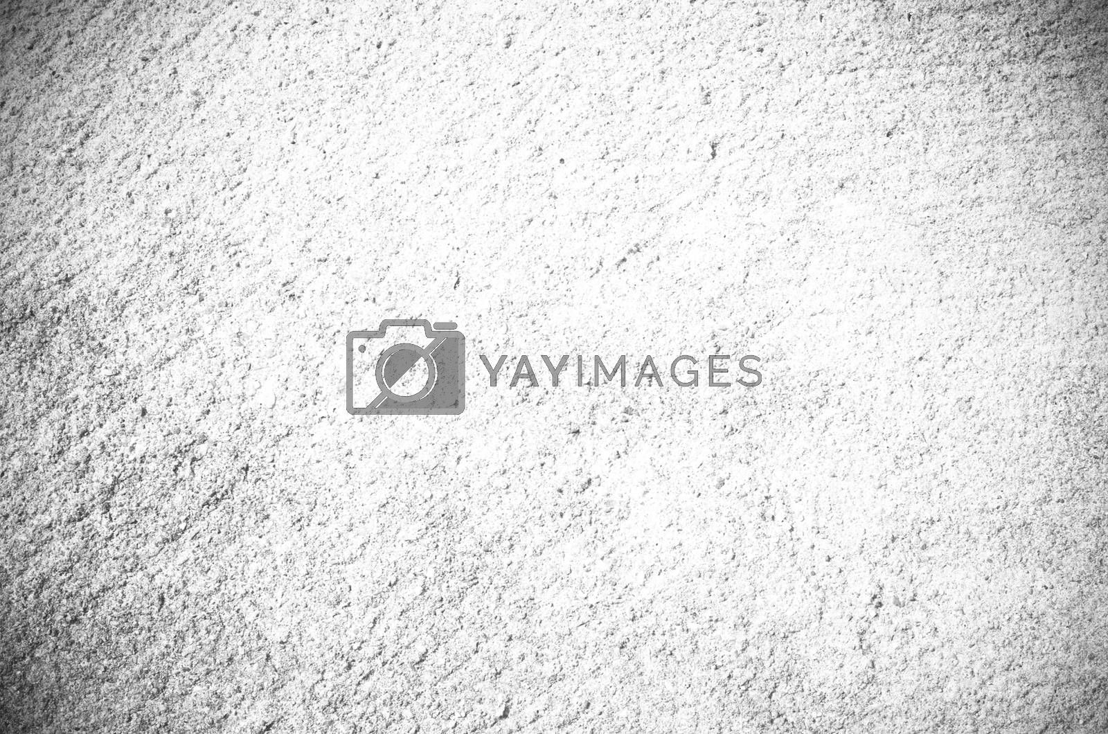 Grunge white and black wall background and texture