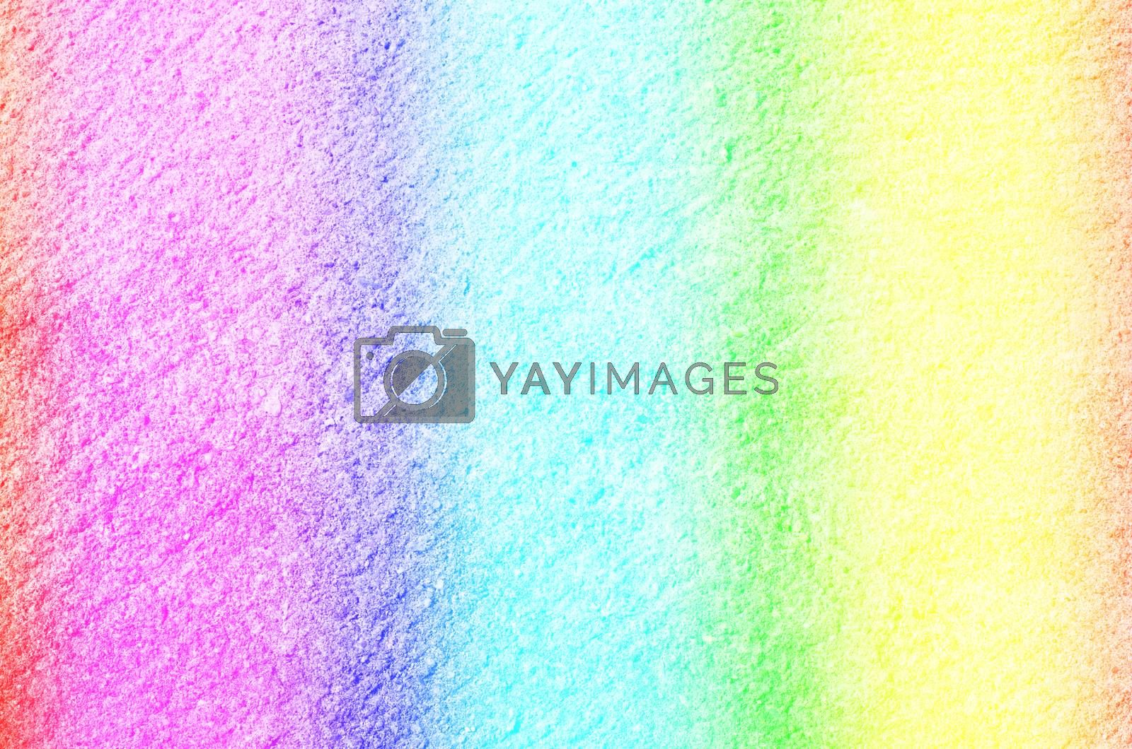 colorful abstract Cement concrete surface background and texture