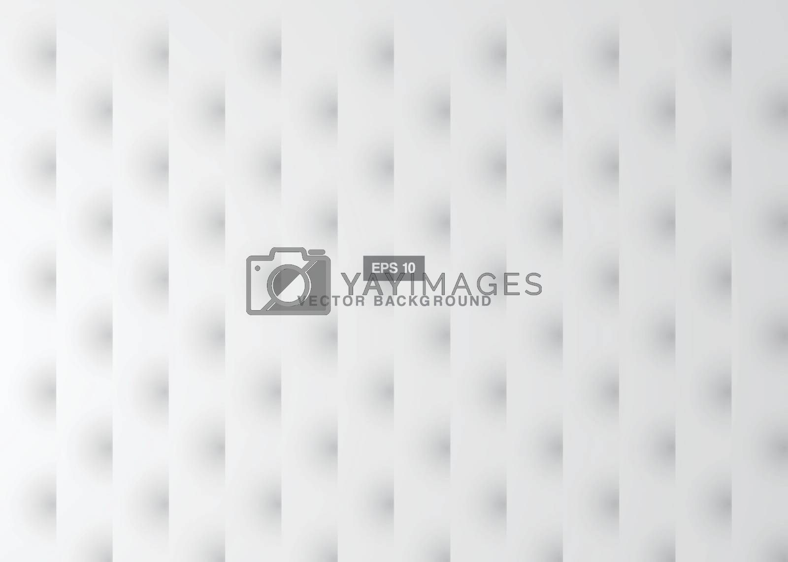 Abstract background grey pattern sofa vector
