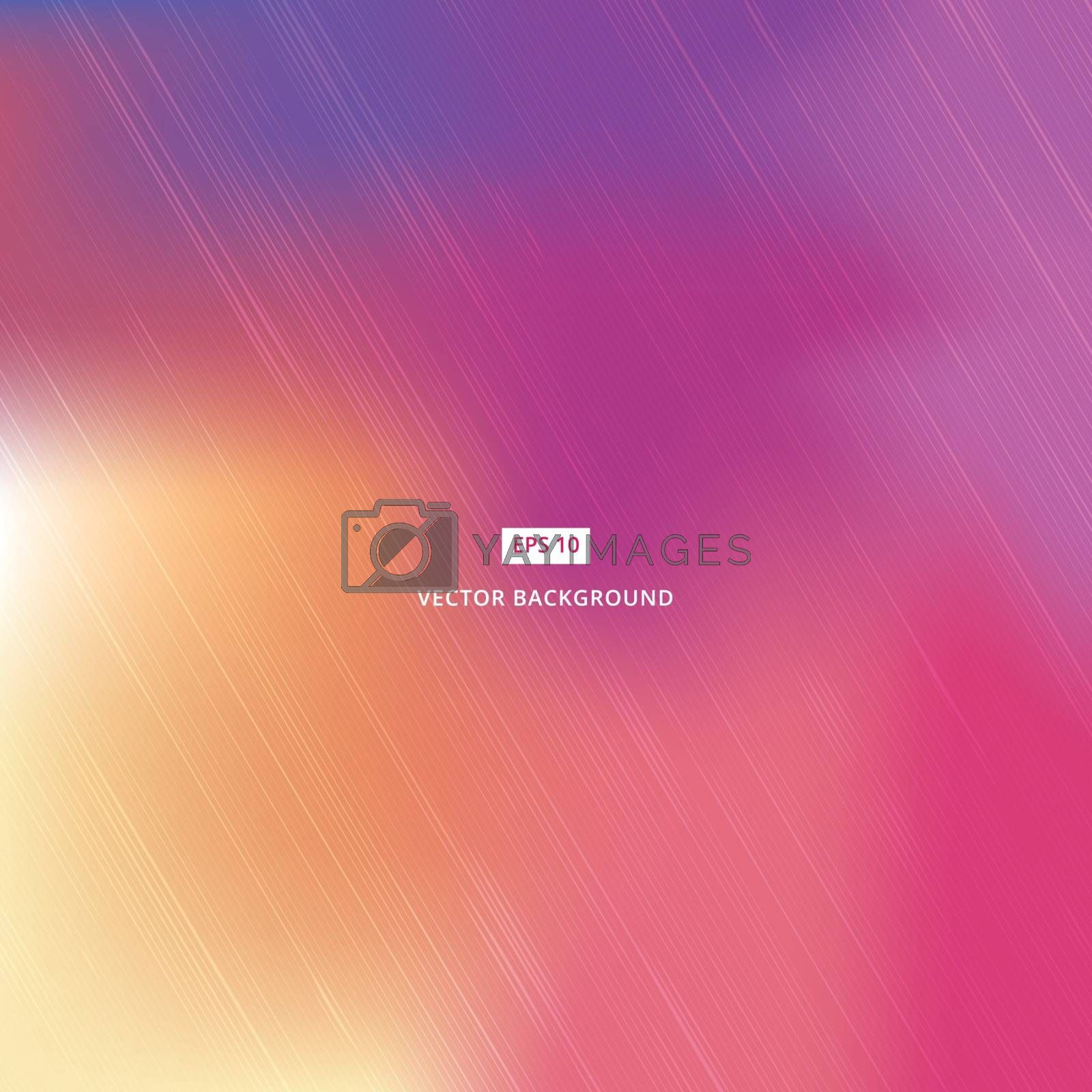 vector background blur color with North line