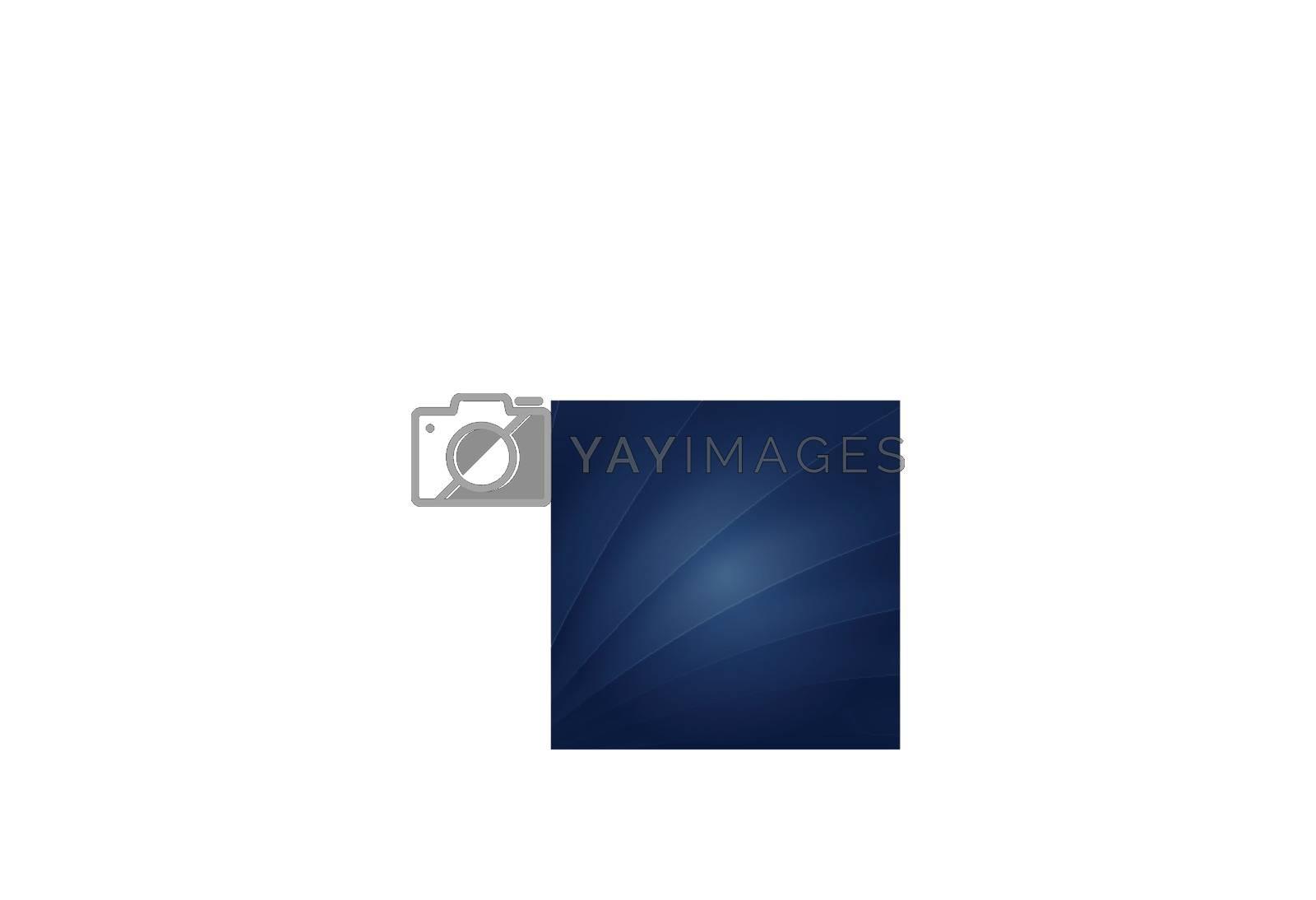 Blue modern vector background overlap multi paper lighting for text and message website design vector