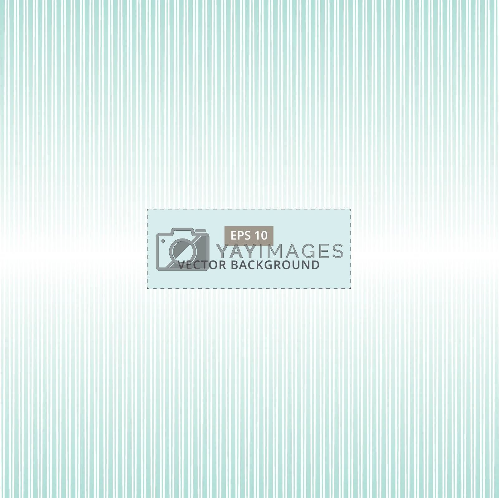 Abstract green padtel color background of vertical straight lines pattern seamless vector