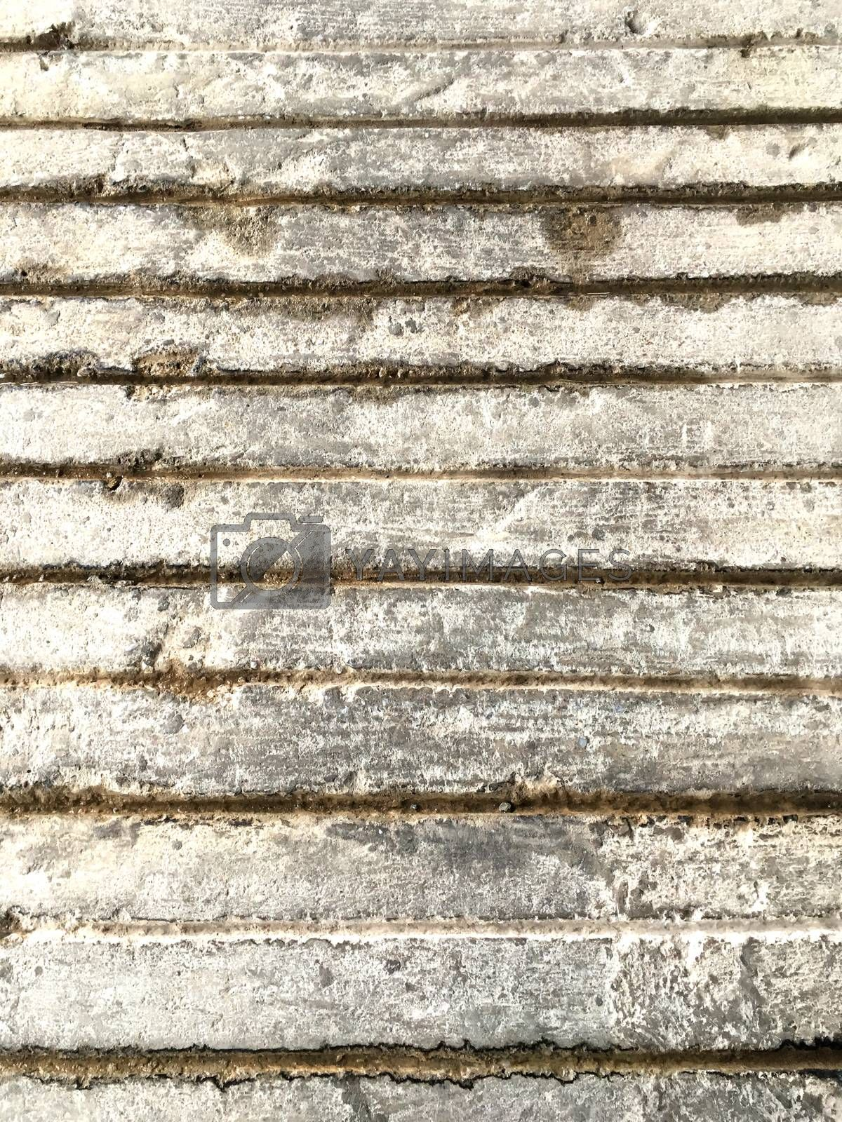 wet concrete floor background