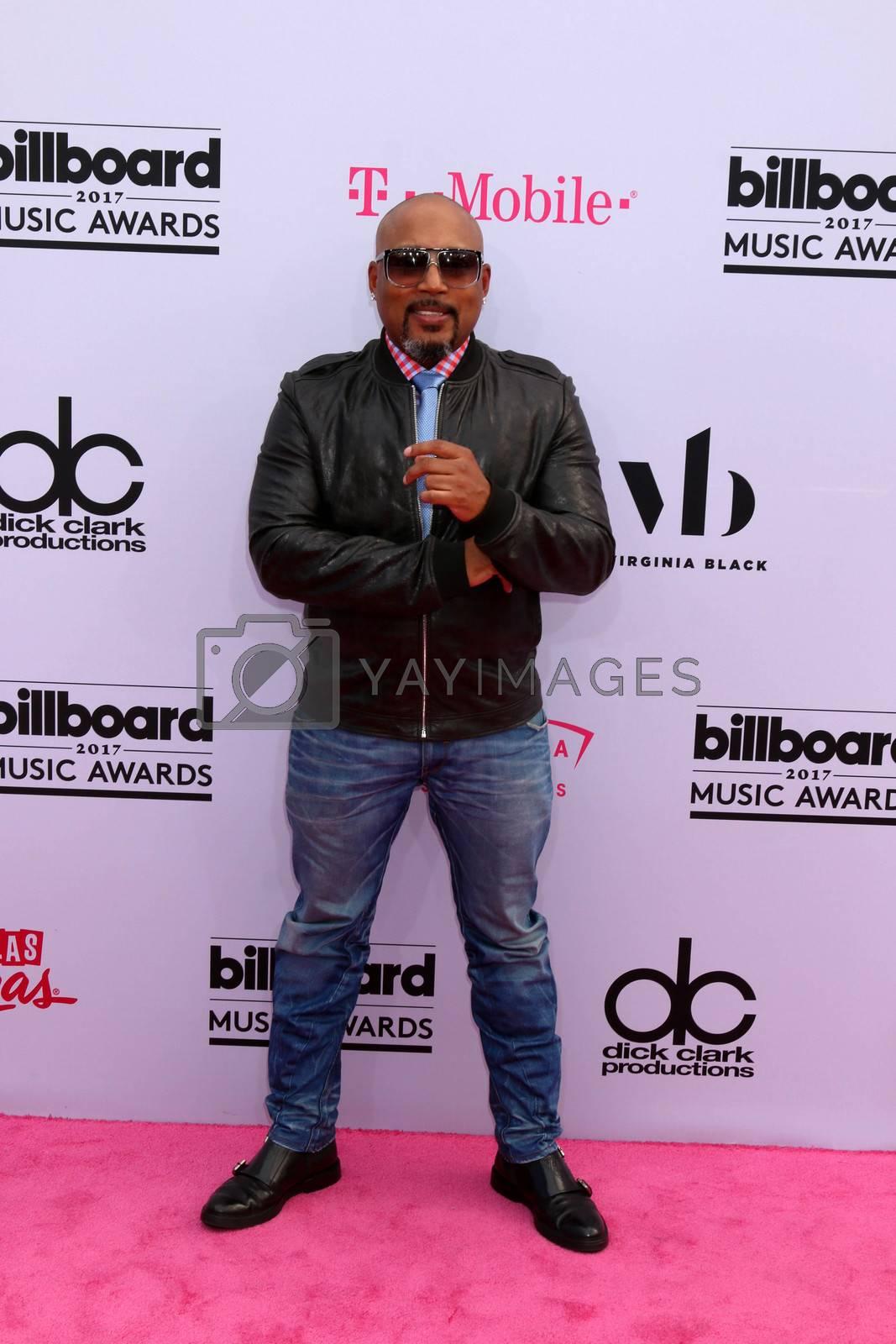 Daymond John at the 2017 Billboard Awards Arrivals, T-Mobile Arena, Las Vegas, NV 05-21-17