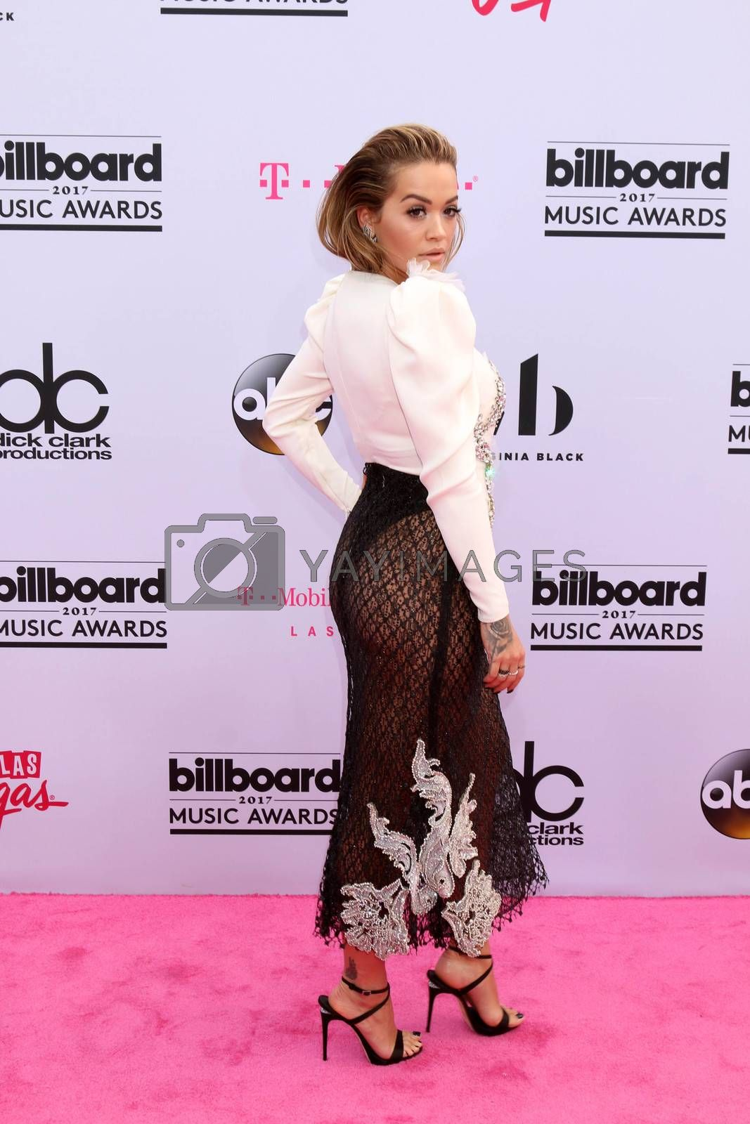 Rita Ora at the 2017 Billboard Awards Arrivals, T-Mobile Arena, Las Vegas, NV 05-21-17