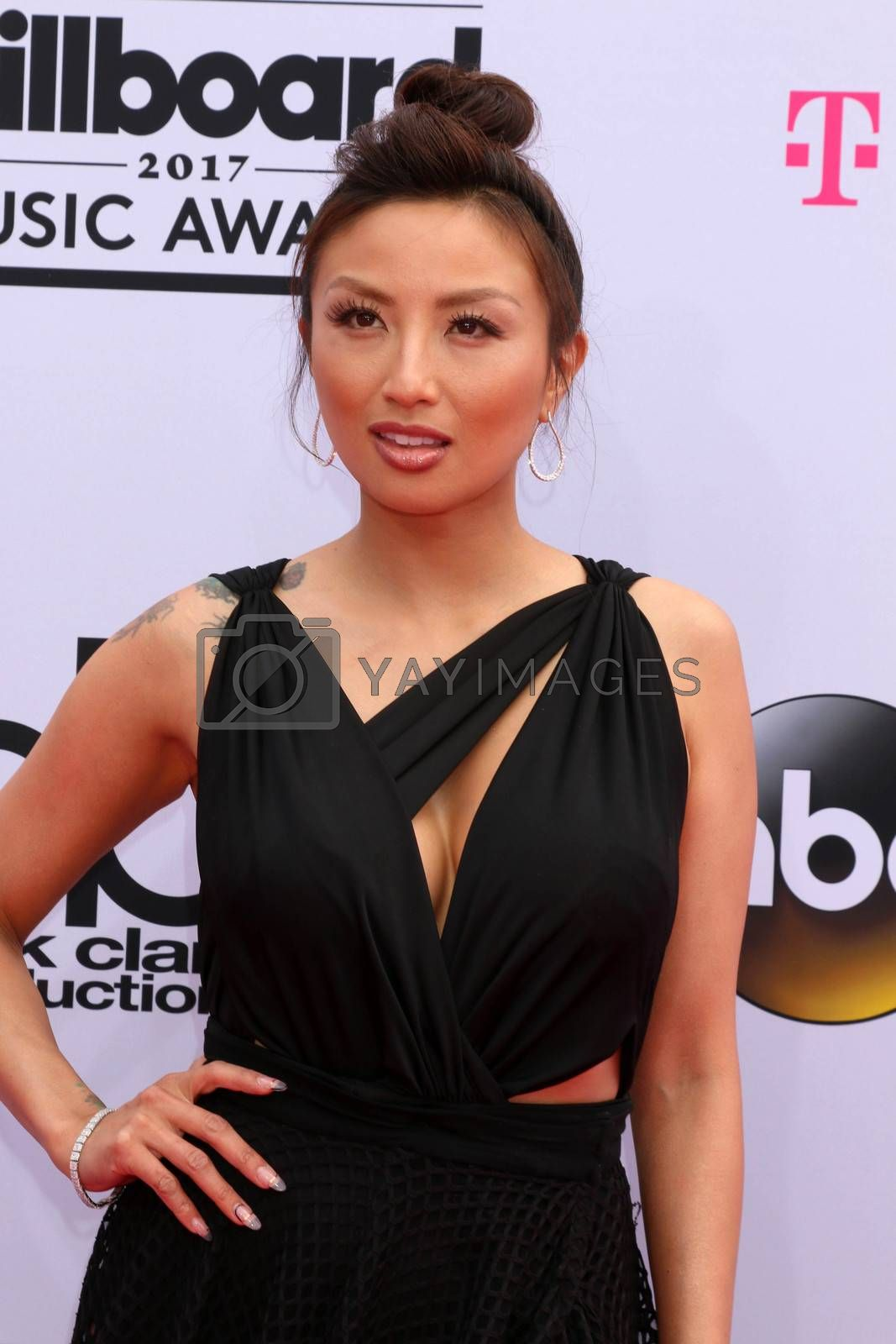 Jeannie Mai at the 2017 Billboard Awards Arrivals, T-Mobile Arena, Las Vegas, NV 05-21-17