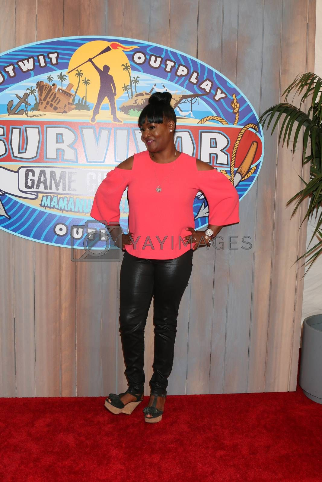 "Cirie Fields at the ""Survivor: Game Changers - Mamanuca Islands"" Finale, CBS Studio Center, Studio City, CA 05-24-17"