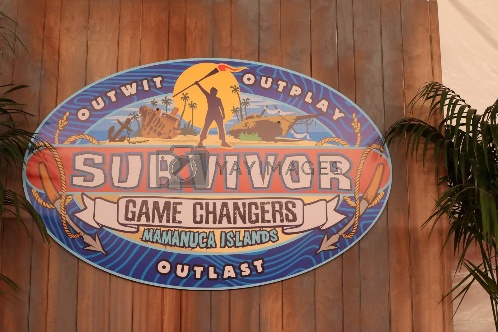 "Survivor Game Changers Atmosphere at the ""Survivor: Game Changers - Mamanuca Islands"" Finale, CBS Studio Center, Studio City, CA 05-24-17"