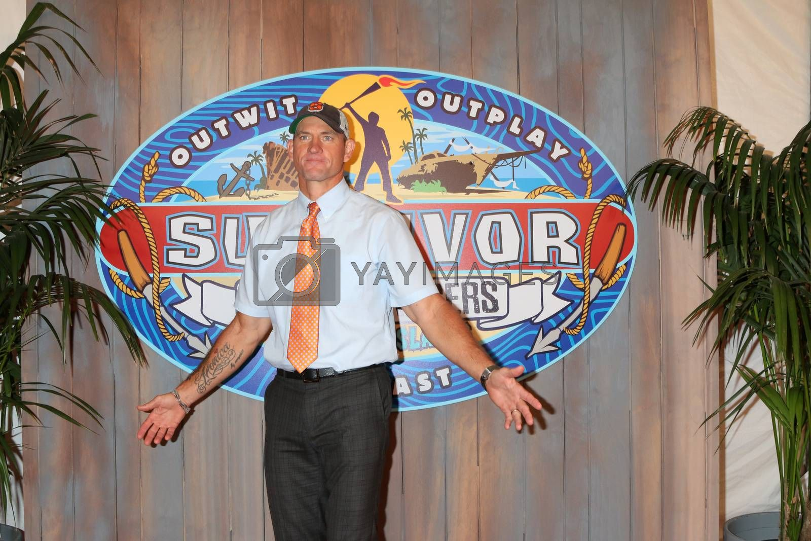 "Brad Culpepper at the ""Survivor: Game Changers - Mamanuca Islands"" Finale, CBS Studio Center, Studio City, CA 05-24-17"