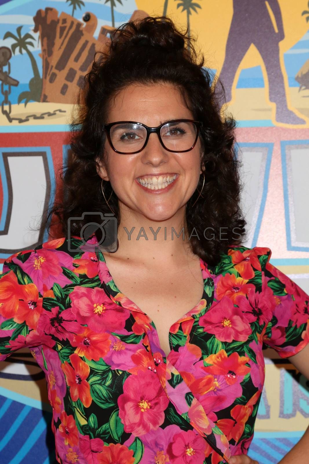 "Aubry Bracco at the ""Survivor: Game Changers - Mamanuca Islands"" Finale, CBS Studio Center, Studio City, CA 05-24-17"