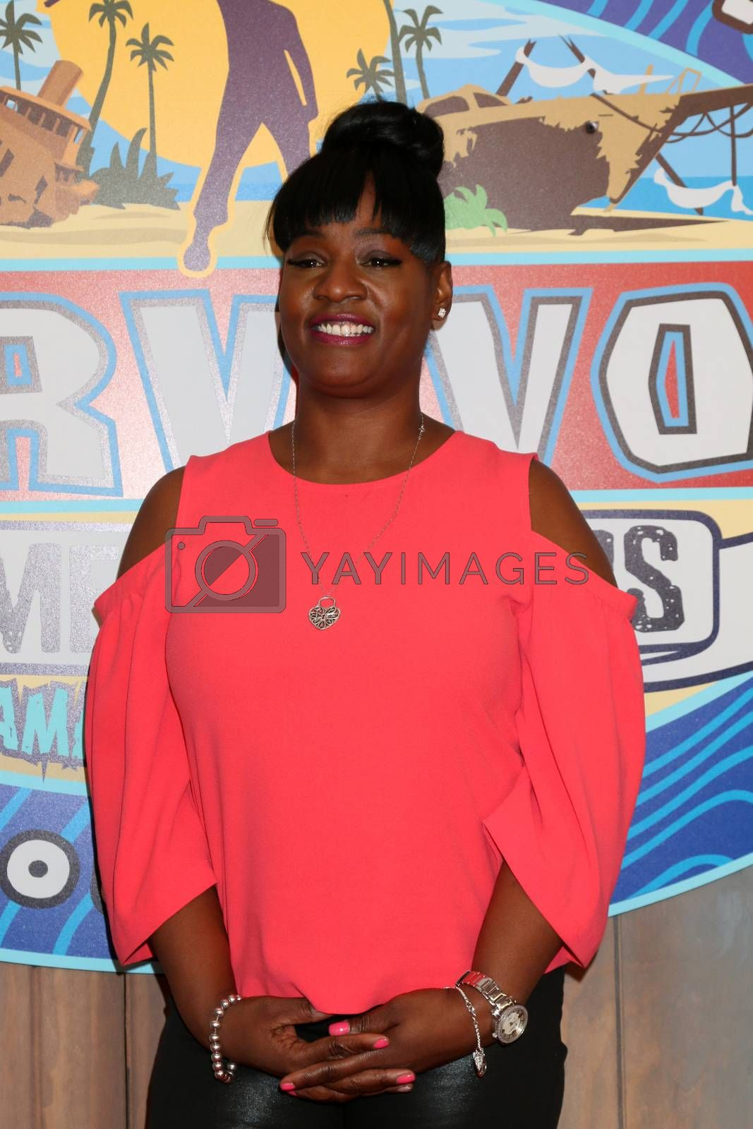 "Cirie Fields at the ""Survivor: Game Changers - Mamanuca Islands"" Finale, CBS Studio Center, Studio City, CA 05-24-17"