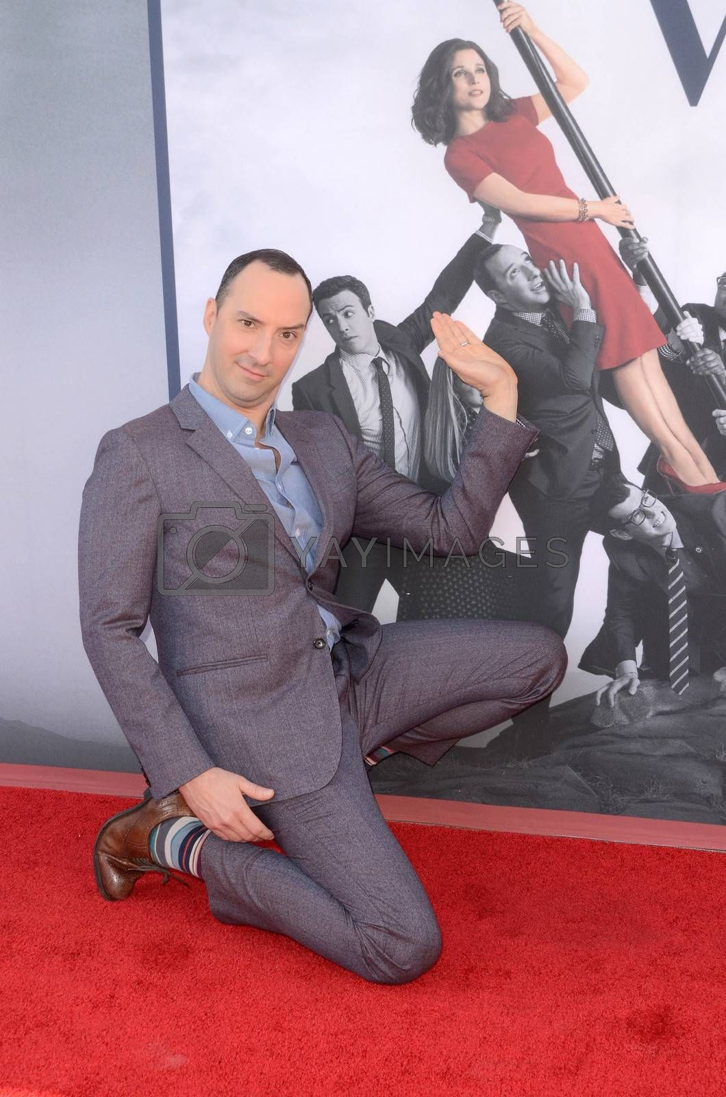 Tony Hale at FYC for HBO's series VEEP 6th Season, Television Academy, North Hollywood, CA 05-25-17/ImageCollect by ImageCollect