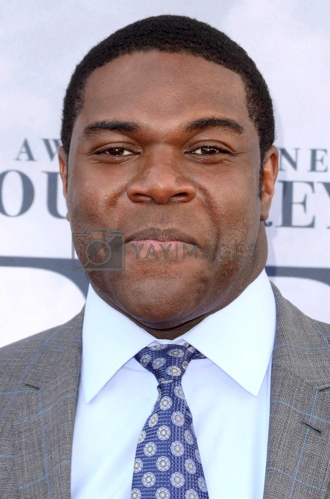 Sam Richardson at FYC for HBO's series VEEP 6th Season, Television Academy, North Hollywood, CA 05-25-17/ImageCollect by ImageCollect