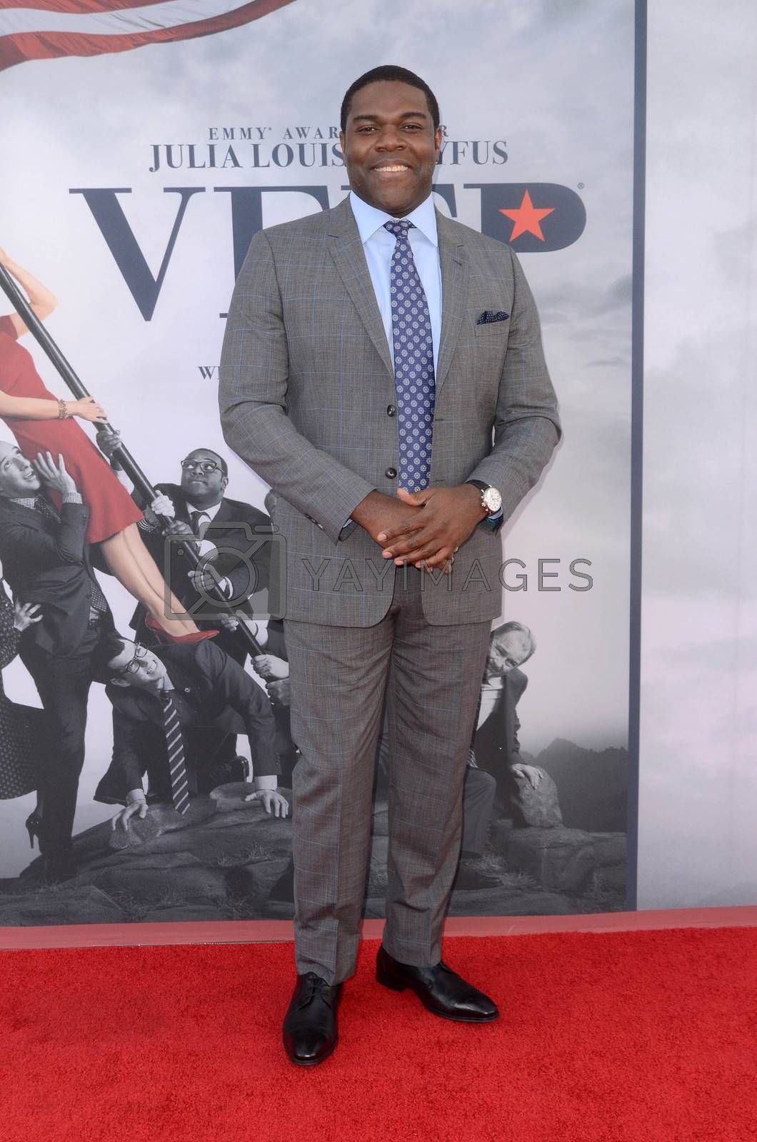 Sam Richardson at FYC for HBO's series VEEP 6th Season, Television Academy, North Hollywood, CA 05-25-17