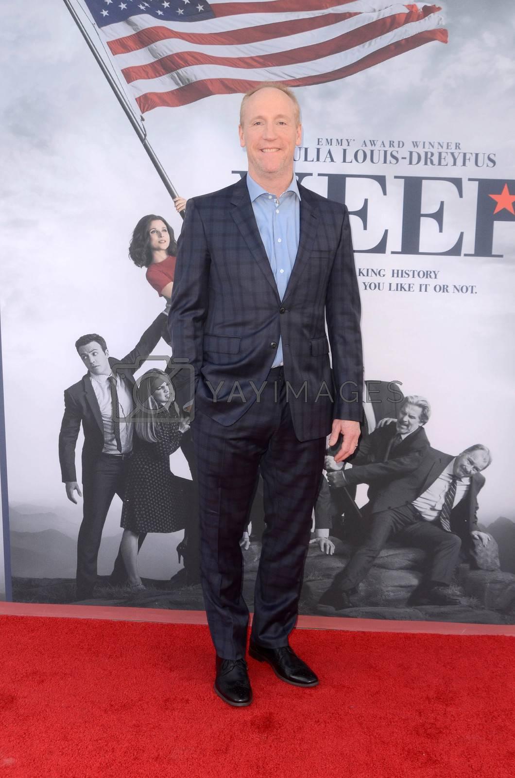 Matt Walsh at FYC for HBO's series VEEP 6th Season, Television Academy, North Hollywood, CA 05-25-17