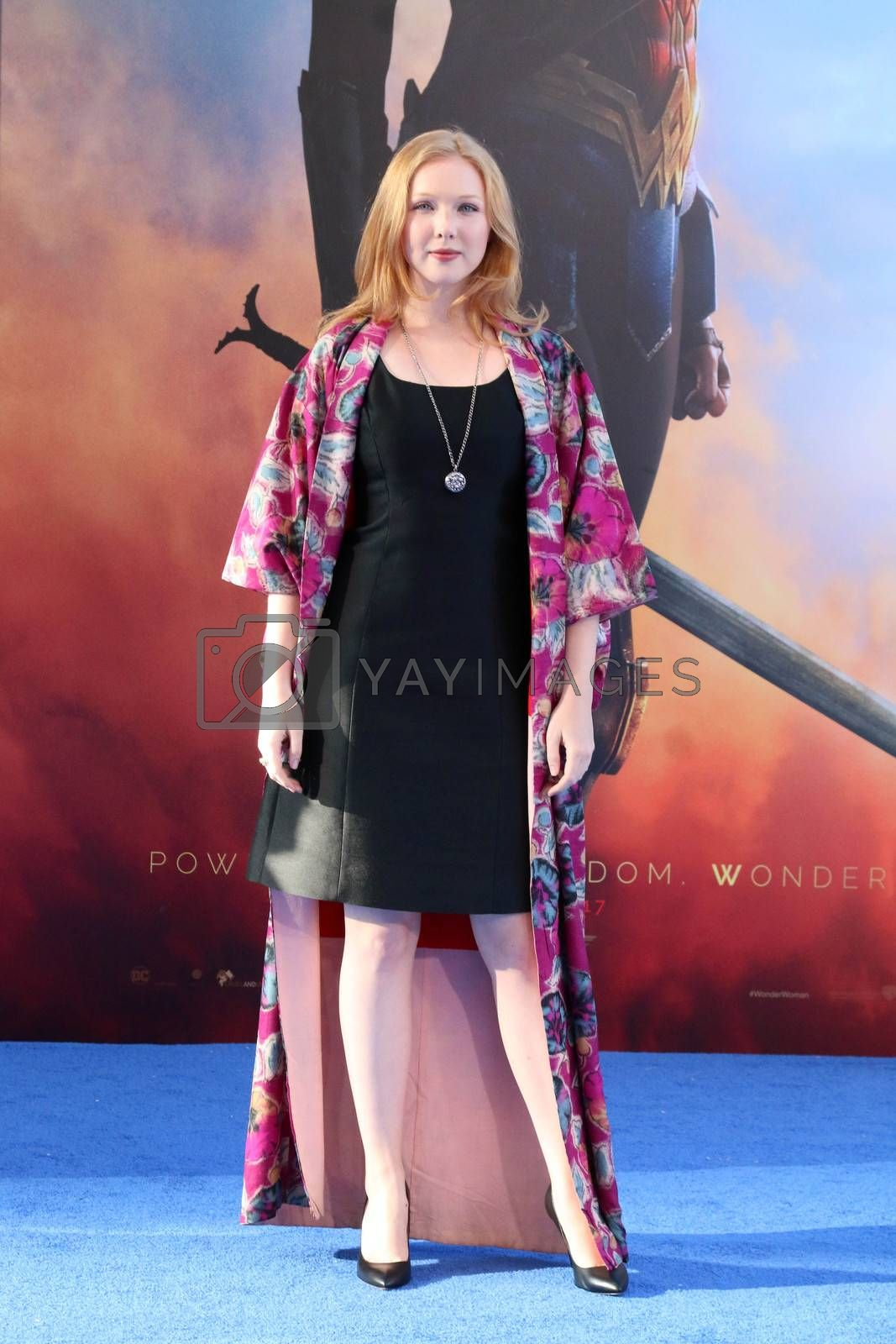 "Molly Quinn at the ""Wonder Woman"" Premiere, Pantages, Hollywood, CA 05-25-17"