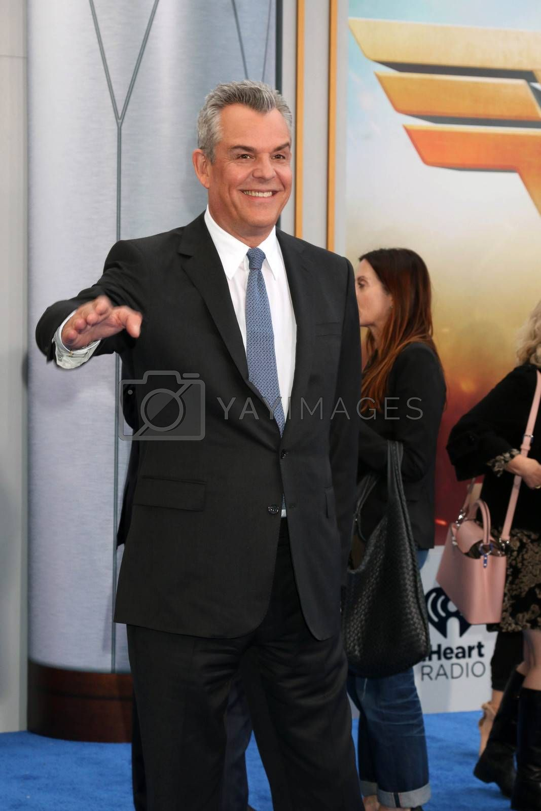"Danny Huston at the ""Wonder Woman"" Premiere, Pantages, Hollywood, CA 05-25-17"