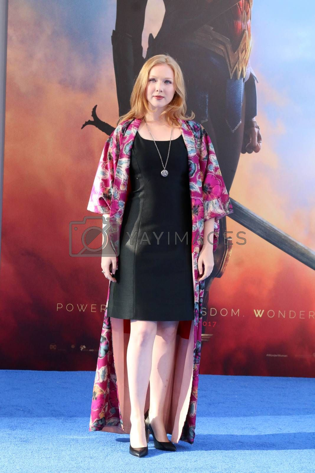 """Molly Quinn at the """"Wonder Woman"""" Premiere, Pantages, Hollywood, CA 05-25-17/ImageCollect by ImageCollect"""