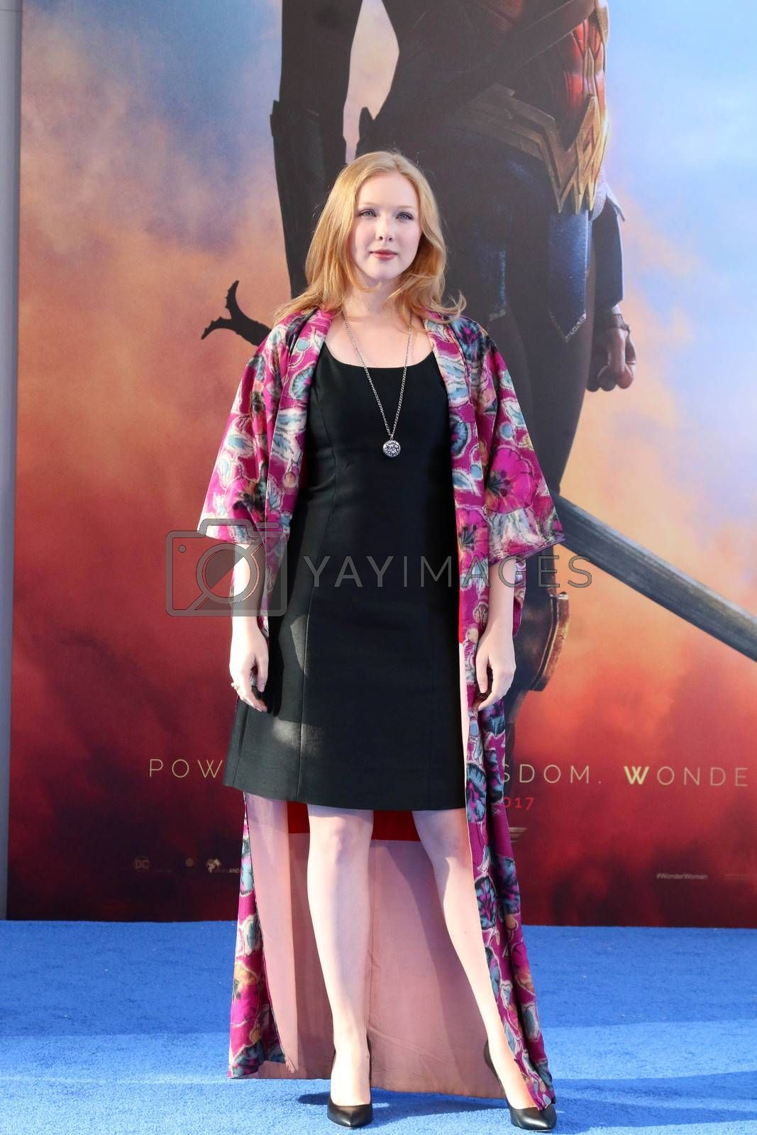 "Molly Quinn at the ""Wonder Woman"" Premiere, Pantages, Hollywood, CA 05-25-17/ImageCollect by ImageCollect"