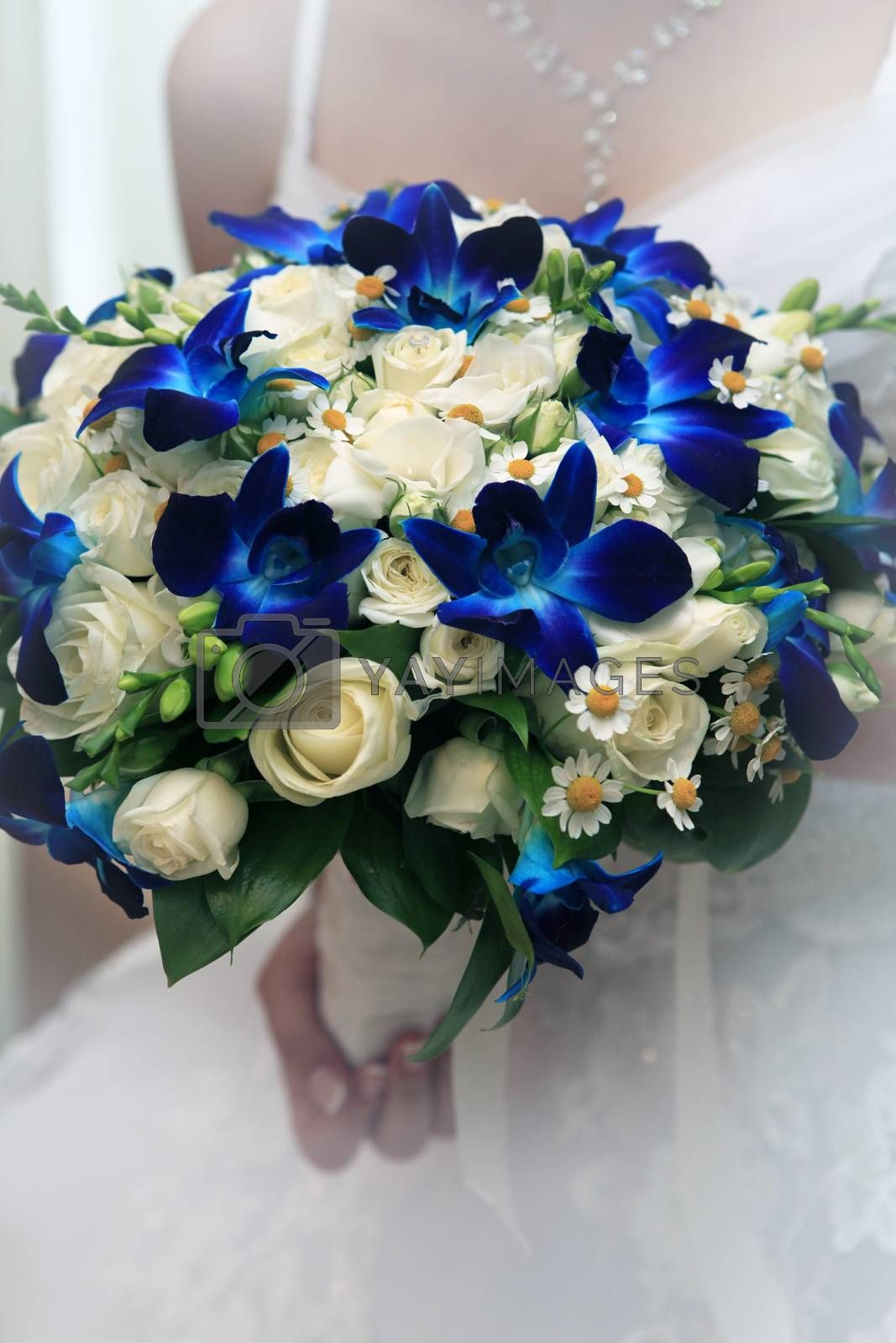 Wedding bouquet by friday