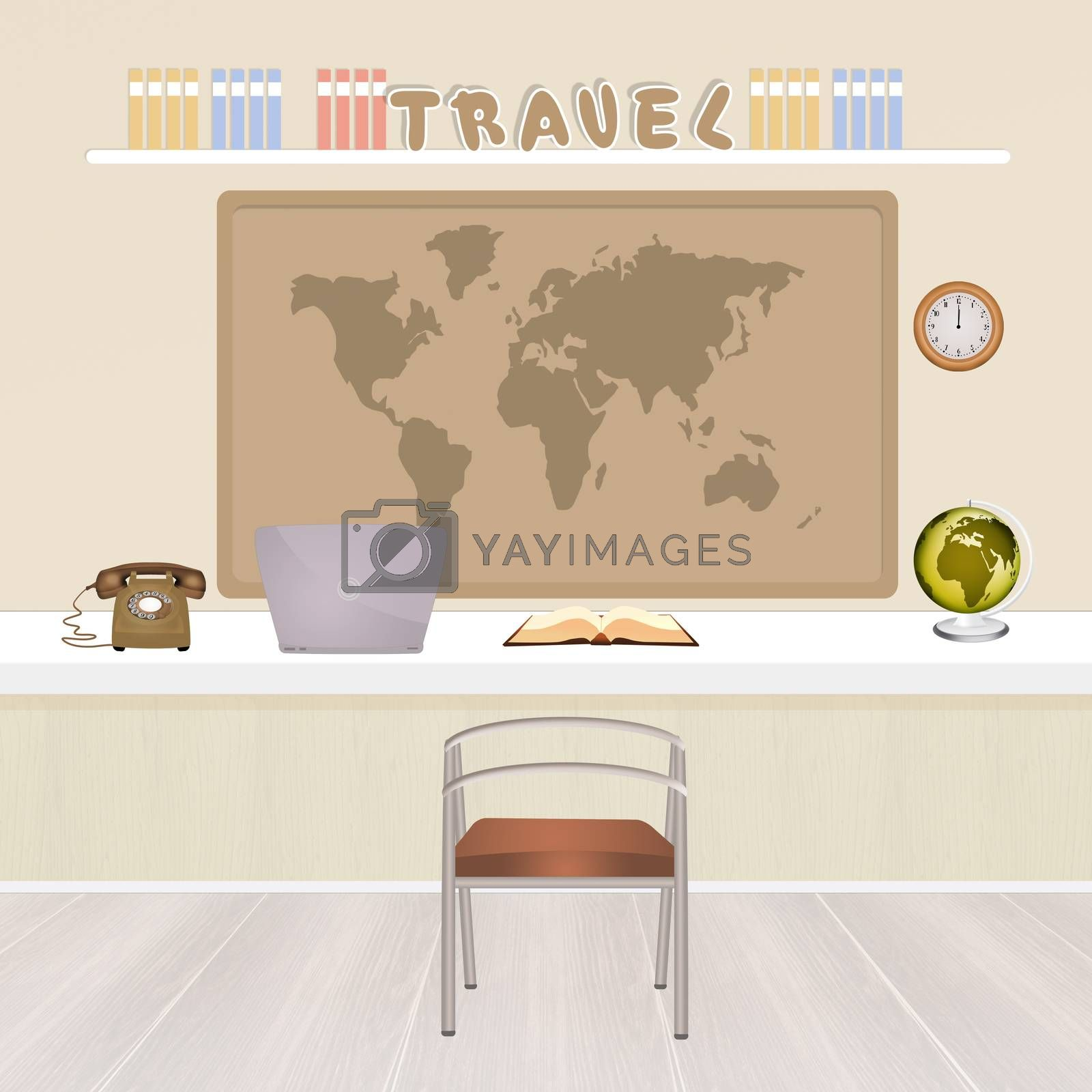 travel agency by adrenalina